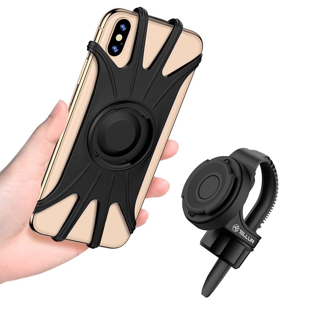 Bicycle Bike Mount Handlebar Phone Holder Grip 360° For Huawei Enjoy 9s
